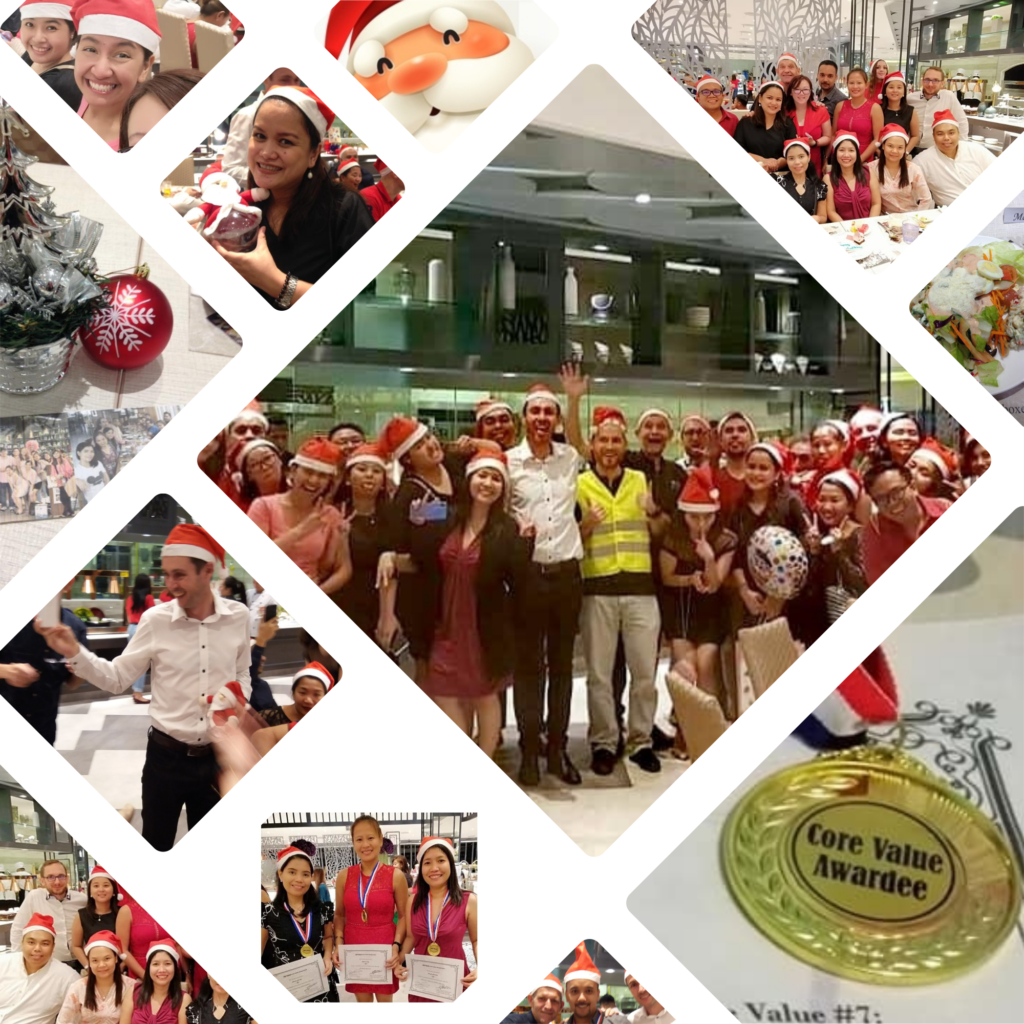Anxa Christmas Party 2018: Santa Claus Has Come to town!
