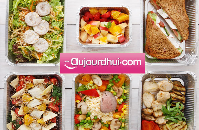NEW No Cooking Meal Plan now Offered on Aujourdhui.com Programs