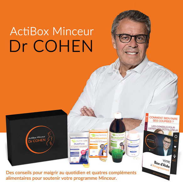 Dr. Jean Michel Cohen's ActiBox Shaped for and by the Community