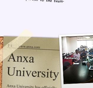Anxa University